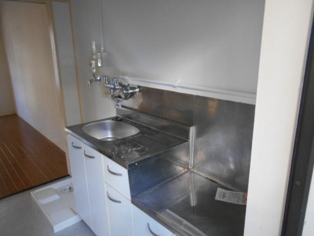 サンウッドメイツ85 205号室のキッチン