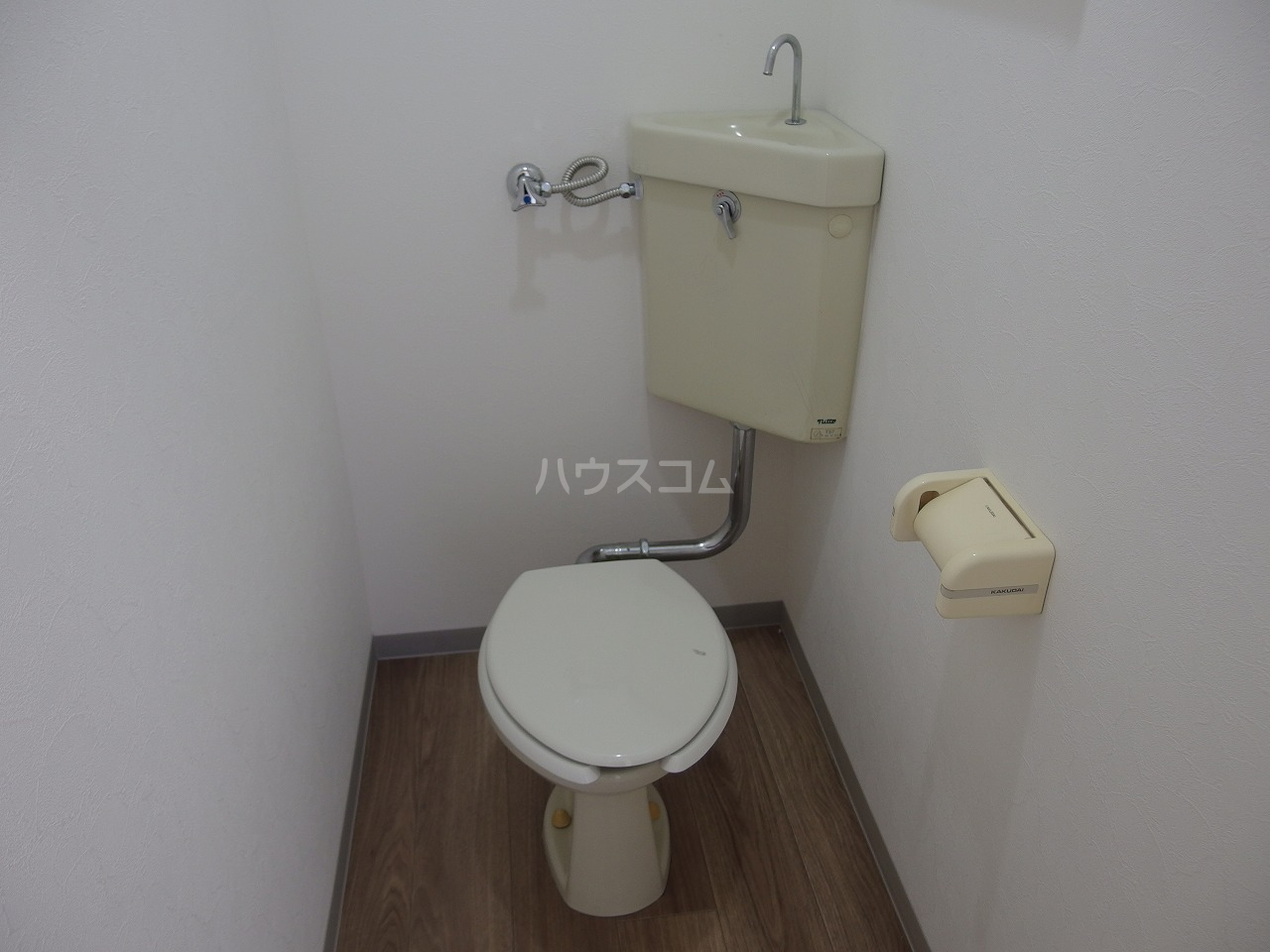 ヒルトップハイツB棟 201号室のトイレ