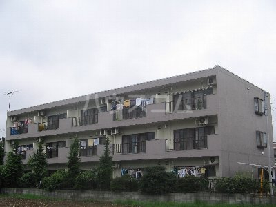 ファーストマンションの外観