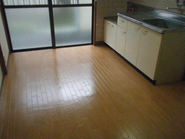 ファーストマンション 305号室のキッチン