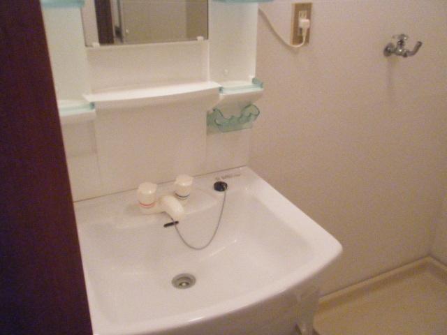 ファーストマンション 305号室の洗面所