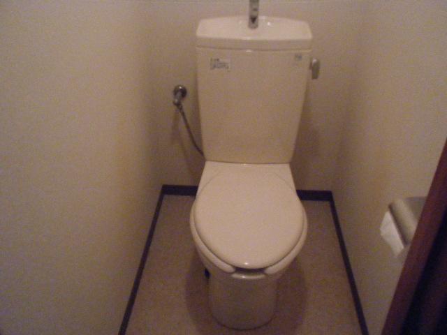 ファーストマンション 305号室のトイレ