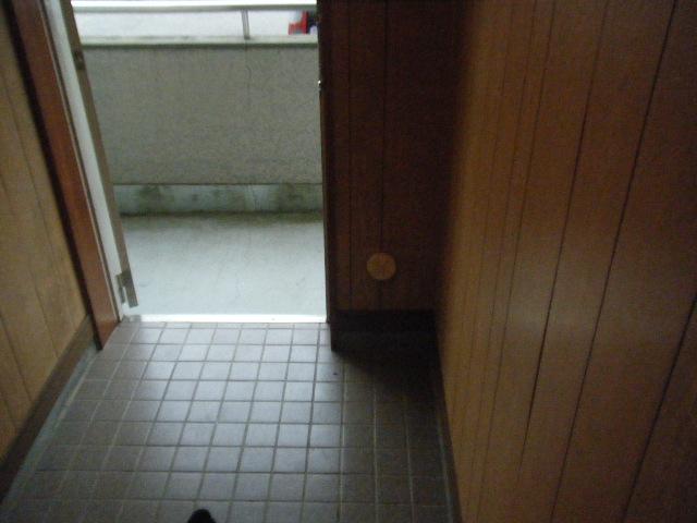 ファーストマンション 305号室の玄関