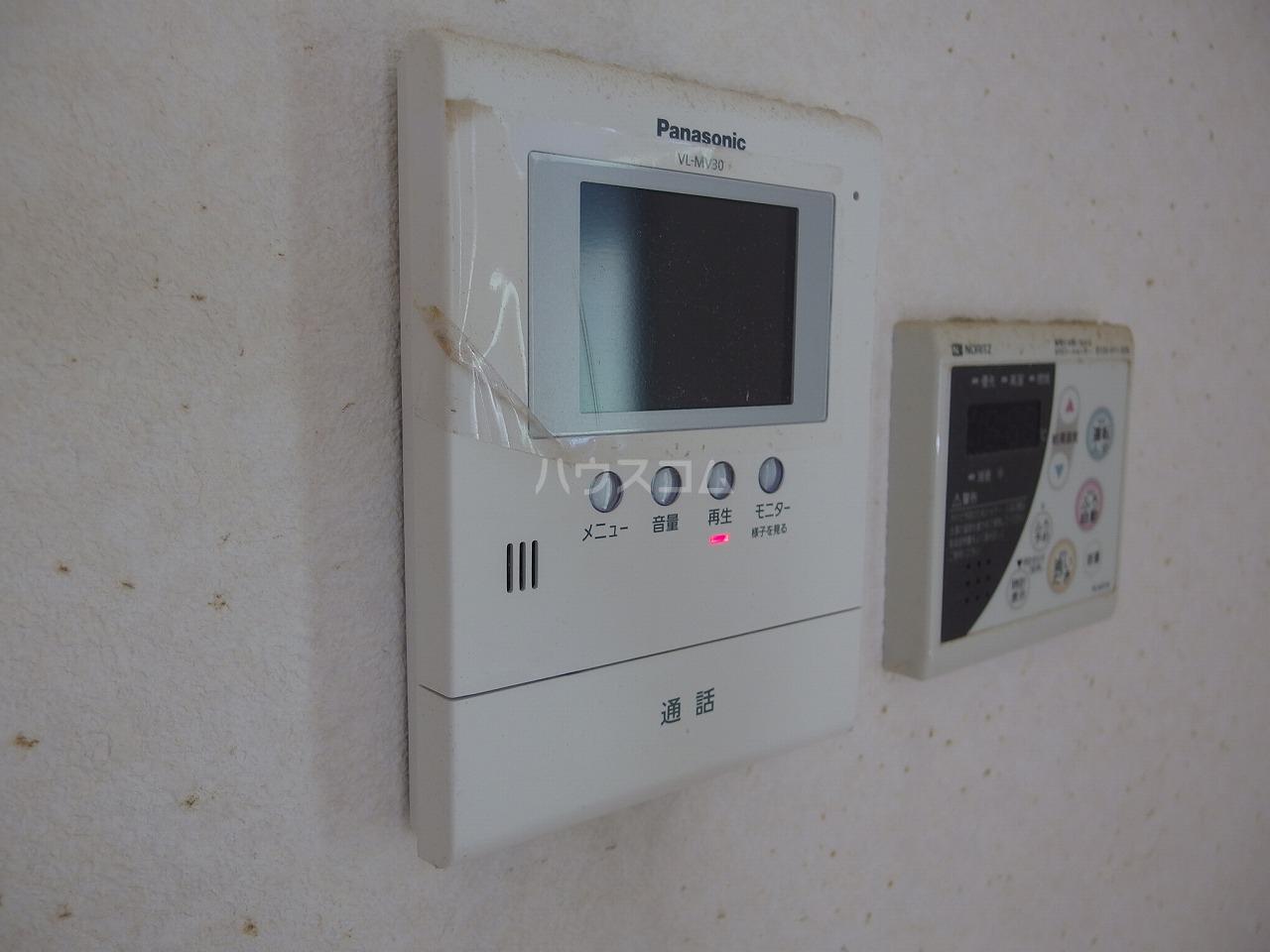 コート・ドールA 102号室のセキュリティ