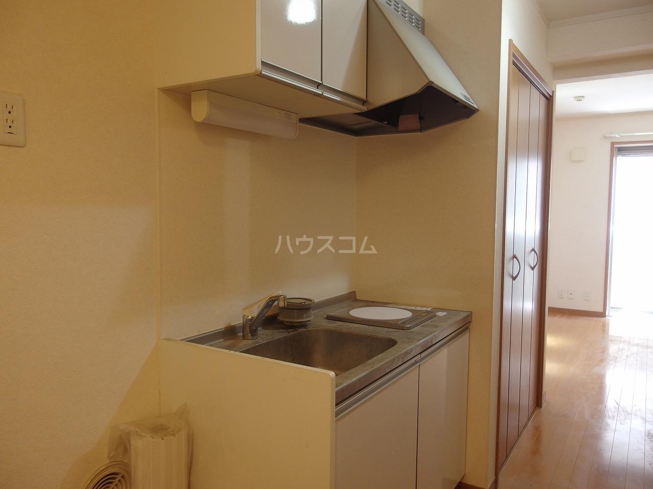 コート・ドールA 102号室のキッチン