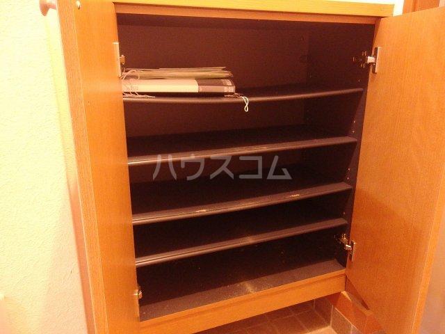 コート・ドールA 102号室の収納