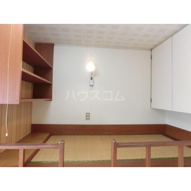 ハイムキタウラ 203号室の居室
