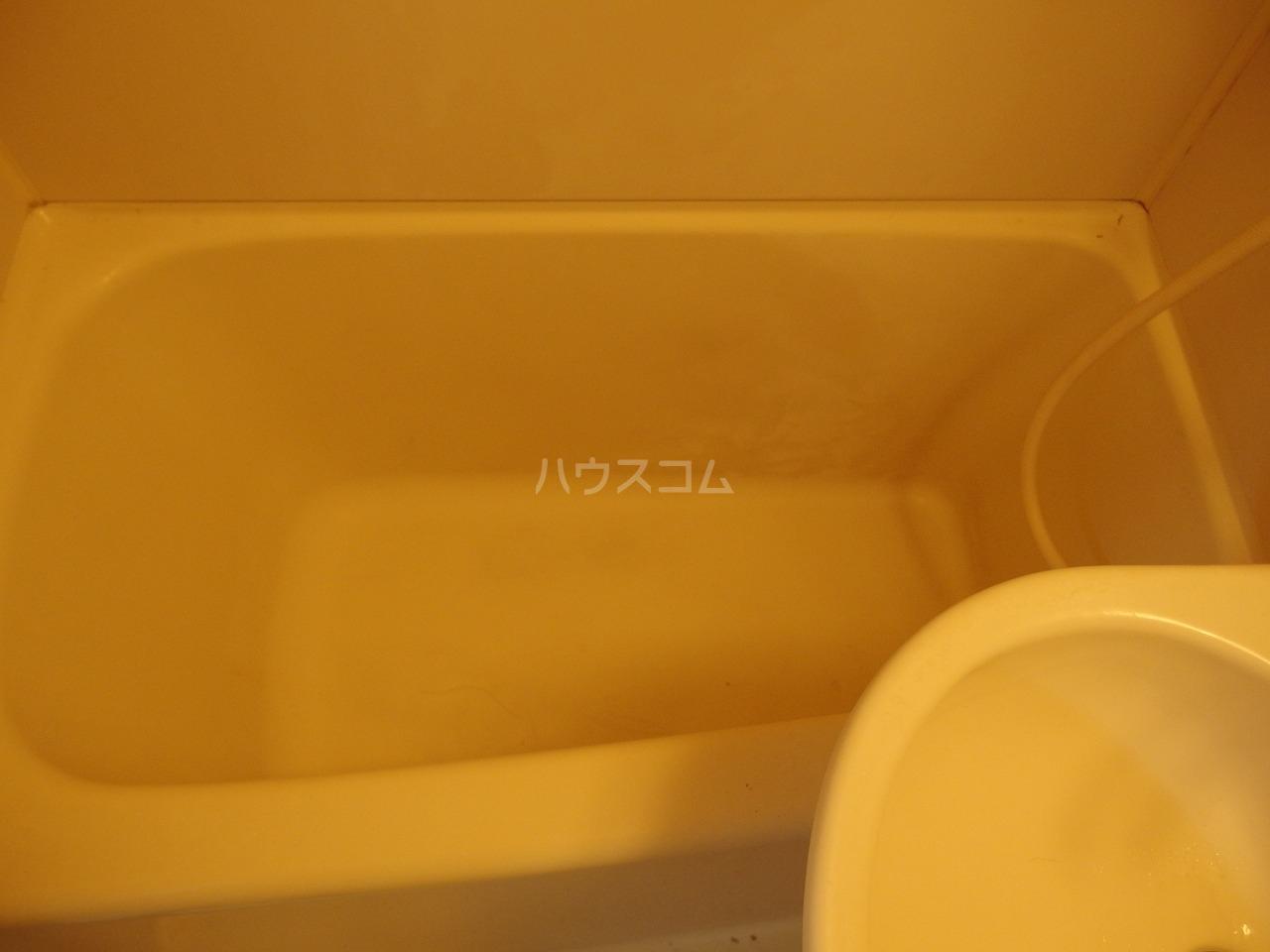 フラット程久保 203号室の風呂