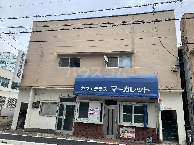 松山荘 8号室の外観