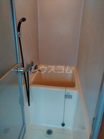 松山荘 8号室の風呂