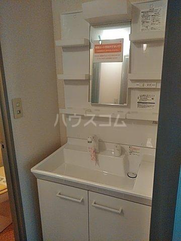 ハイメゾン橋本六 303号室の洗面所