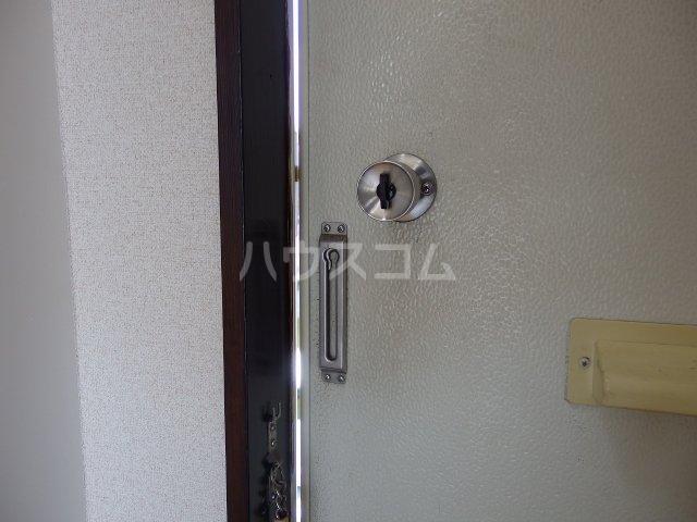 メゾンドールタイラⅡ 201号室のセキュリティ