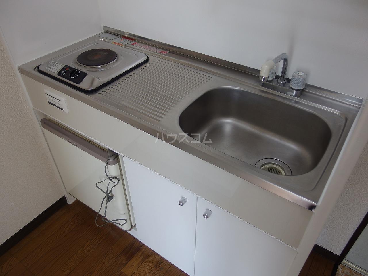 メゾンドールタイラⅡ 201号室のキッチン
