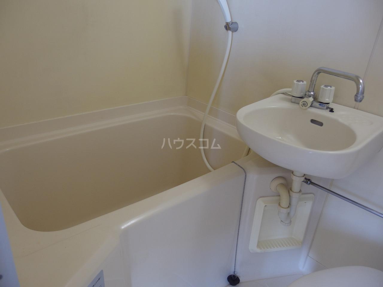 メゾンドールタイラⅡ 201号室の風呂