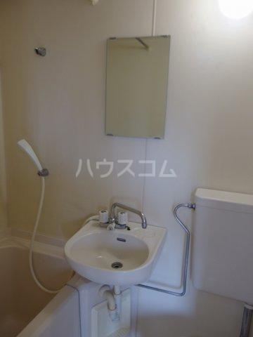 メゾンドールタイラⅡ 201号室の洗面所