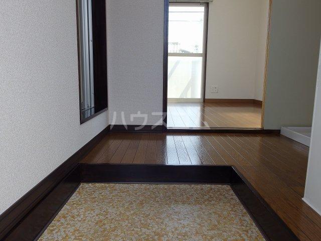メゾンドールタイラⅡ 201号室の玄関