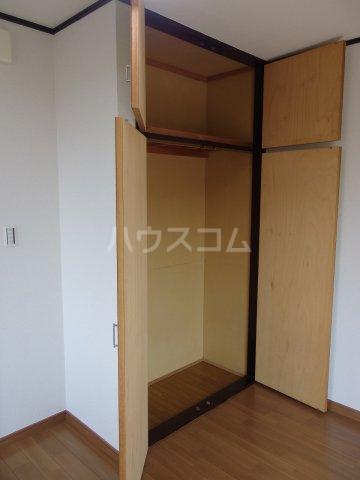 メゾンドールタイラⅡ 201号室の収納