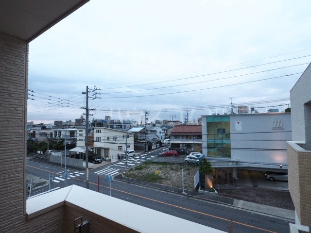 コレクション黒川 102号室の景色
