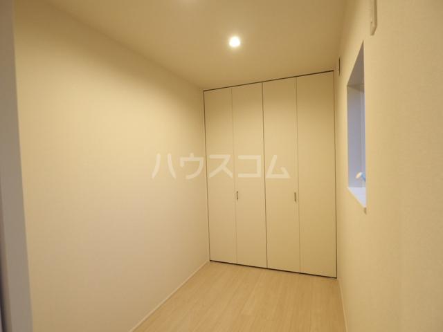 コレクション黒川 102号室のベッドルーム