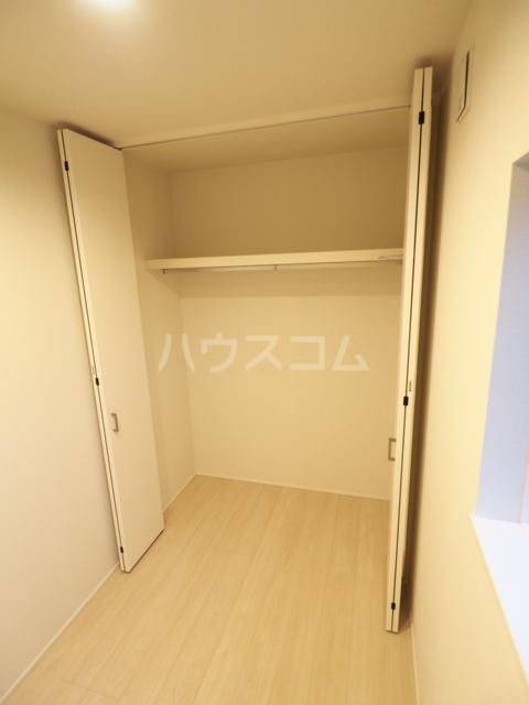 コレクション黒川 102号室の収納