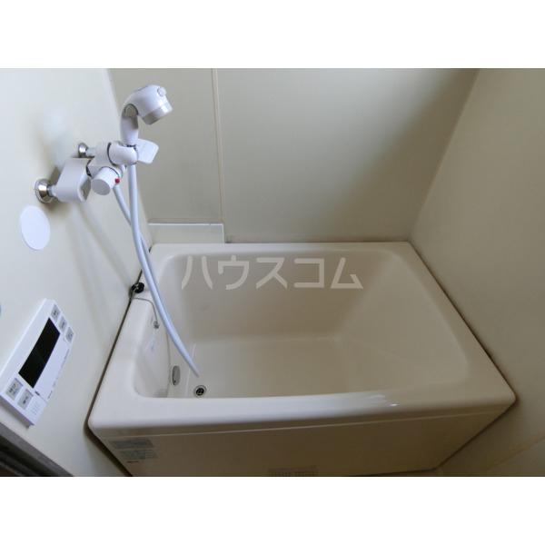 阿部アパート 101号室の風呂