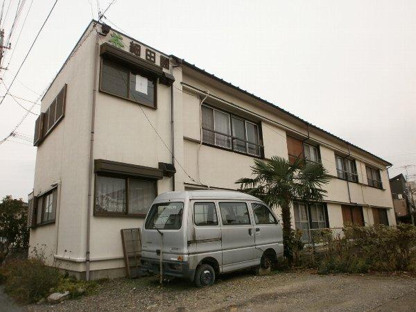 八幡荘 00003号室の外観