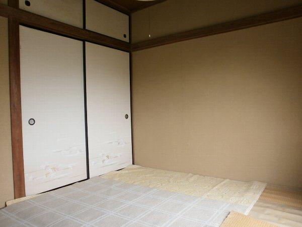 八幡荘 00003号室のベッドルーム