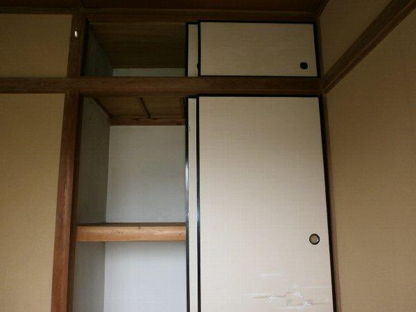 八幡荘 00003号室の収納