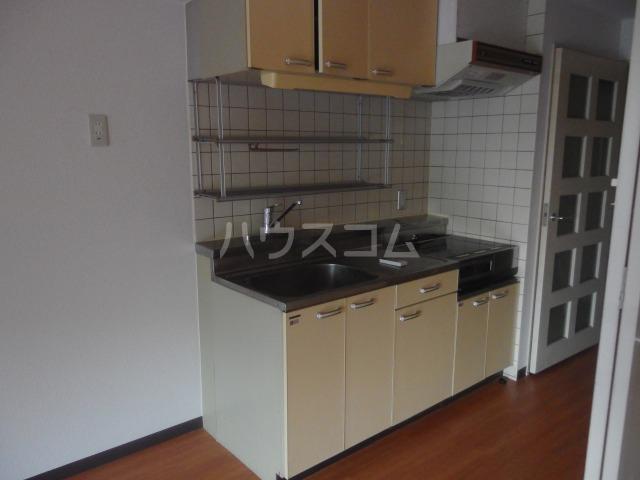 タナホーム山王下 301号室のキッチン