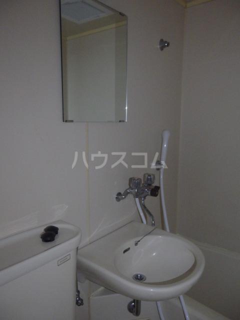 タナホーム山王下 301号室の洗面所
