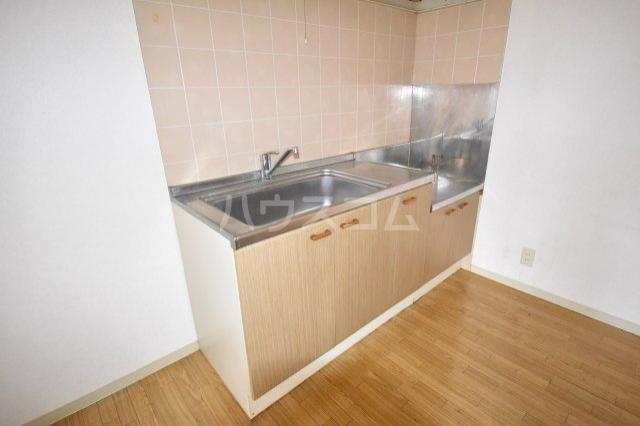 フレグランス久保田 00205号室のキッチン