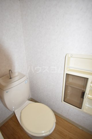 フレグランス久保田 00205号室のトイレ