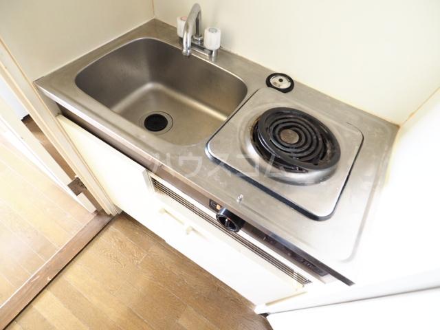 エスペランサ新守山 101号室のキッチン