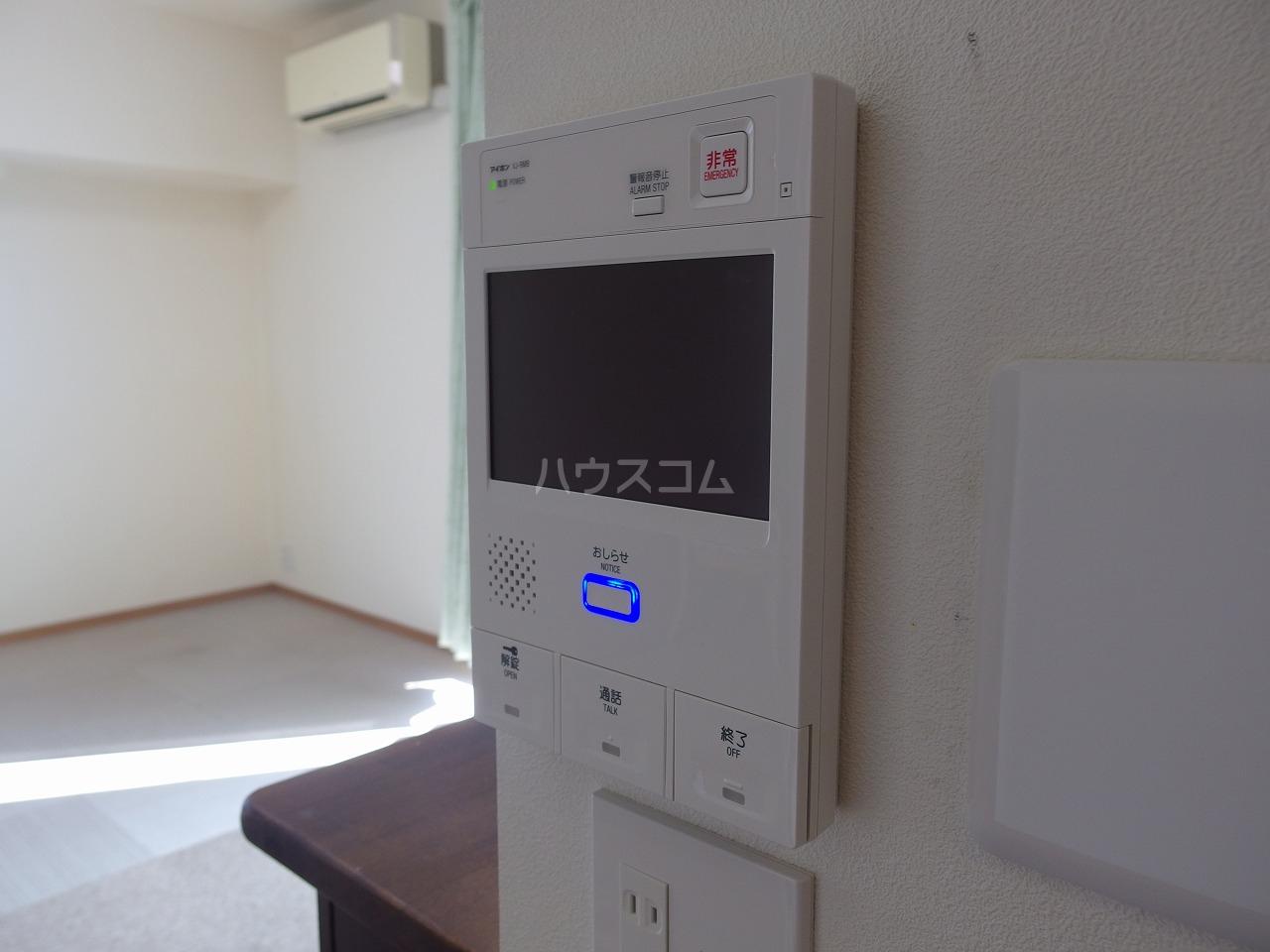 多摩南平パークスクエア 1103号室のセキュリティ