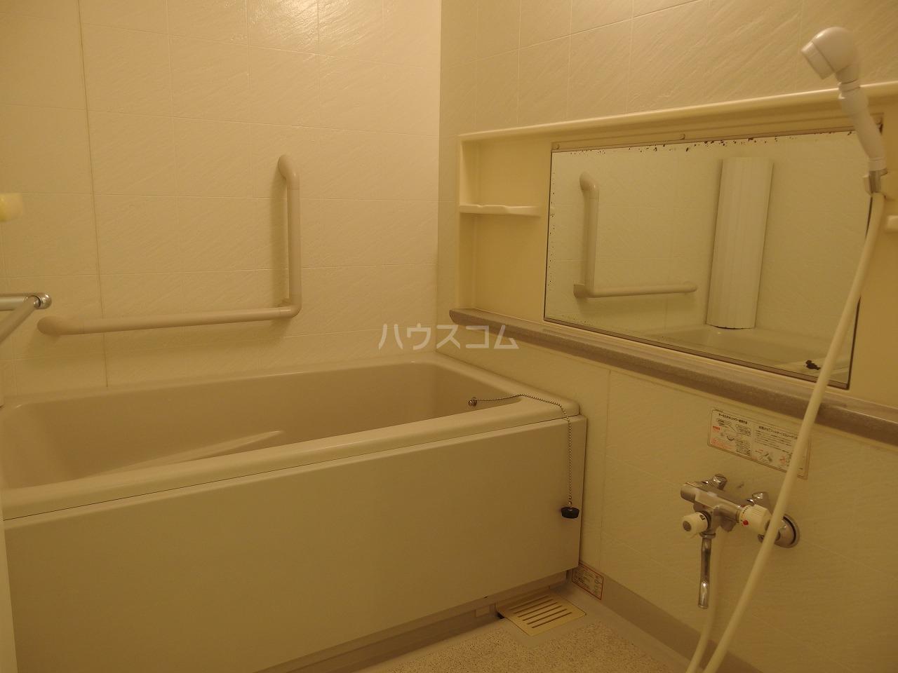 多摩南平パークスクエア 1103号室の風呂