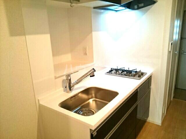 アンクリッシュⅡ 01030号室のキッチン