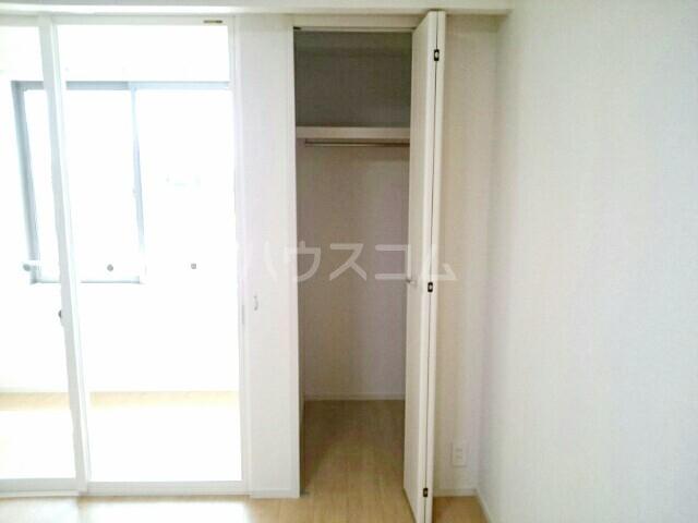アンクリッシュⅡ 01030号室の収納