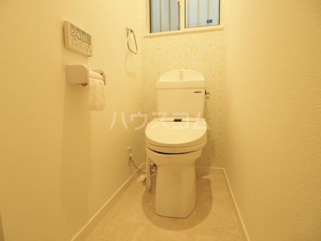 カーサ金田町のトイレ