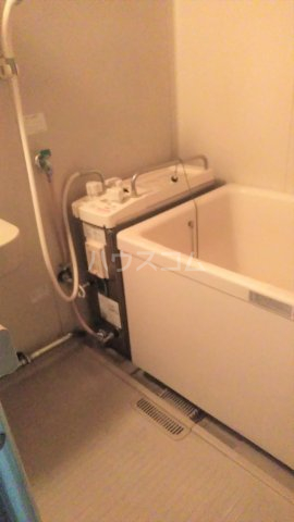 メゾン藤 201号室の風呂