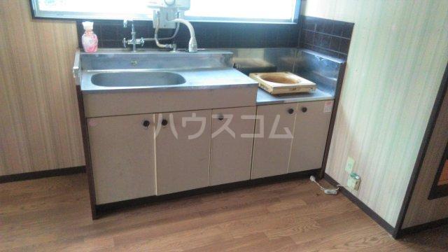メゾン藤 201号室のキッチン