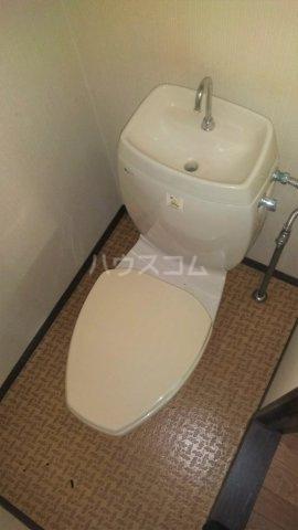 メゾン藤 201号室のトイレ