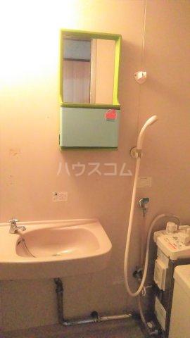 メゾン藤 201号室の洗面所