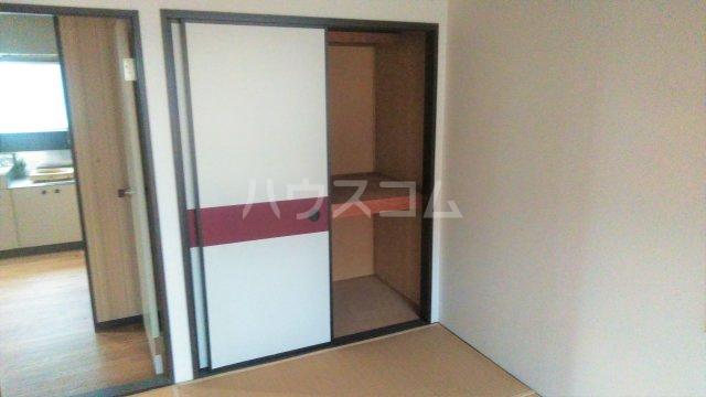 メゾン藤 201号室の収納
