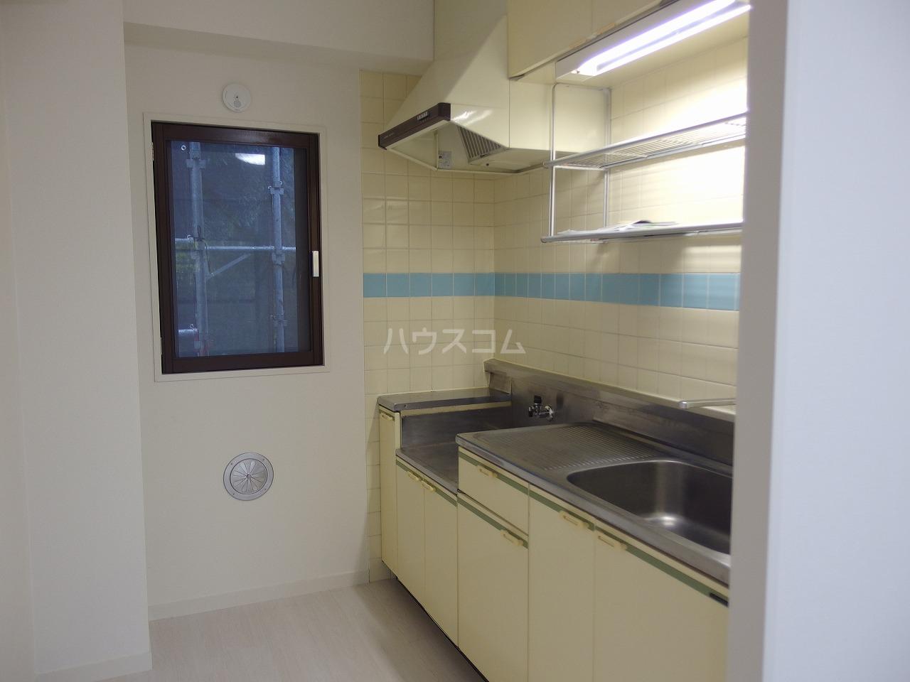 スターライトヴィラ2 305号室のキッチン