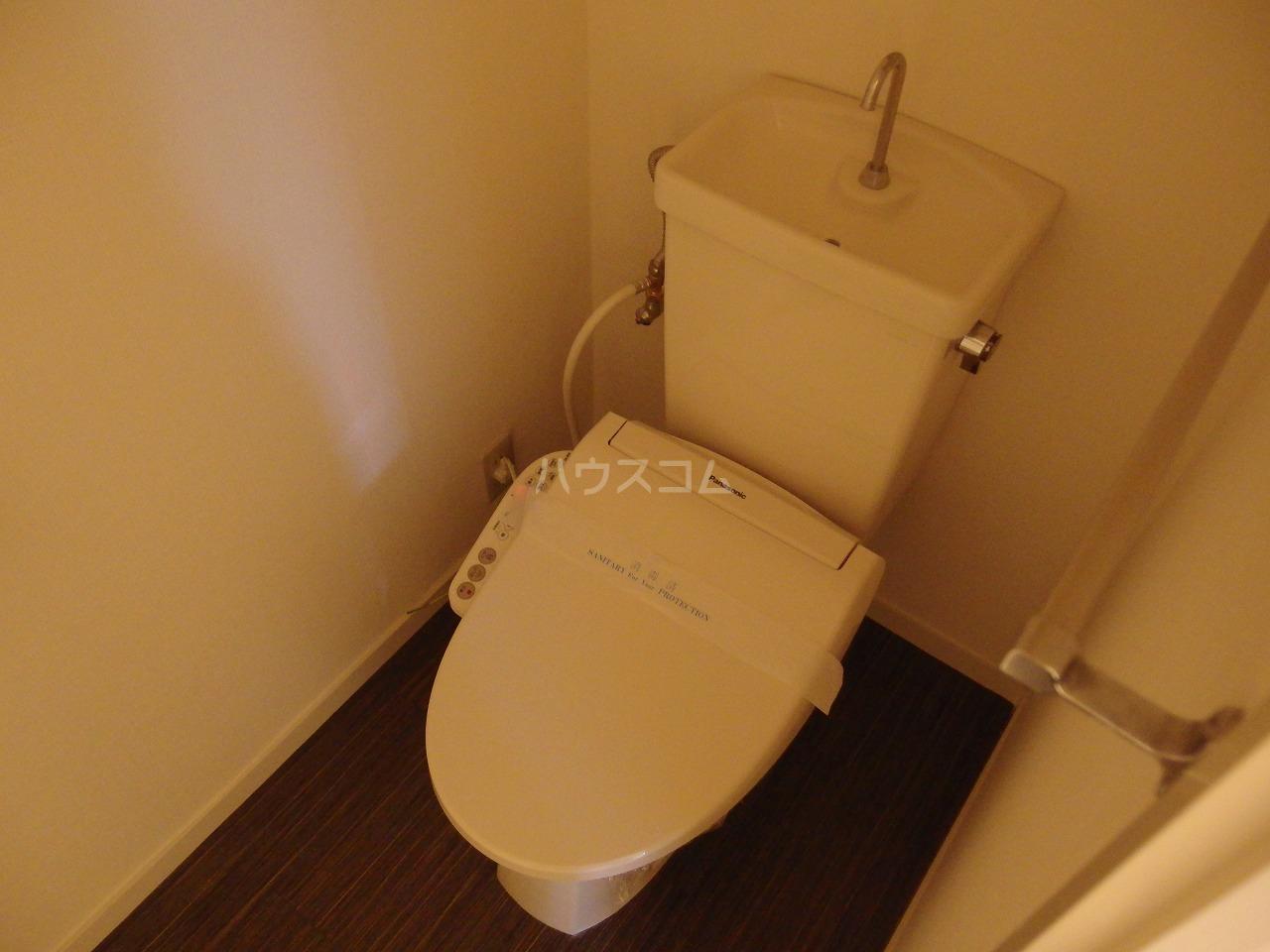 スターライトヴィラ2 305号室のトイレ