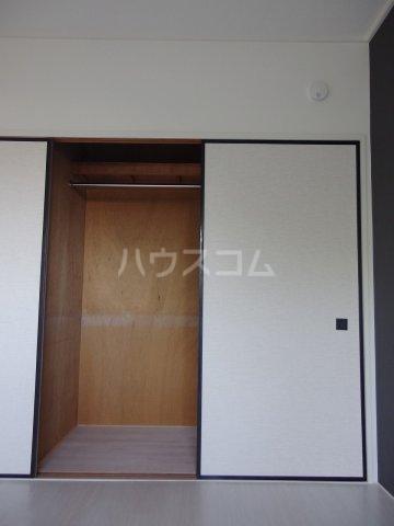 スターライトヴィラ2 305号室の収納