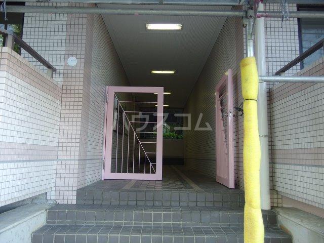 スターライトヴィラ2 202号室のエントランス