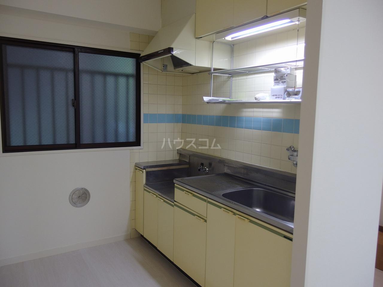 スターライトヴィラ2 202号室のキッチン