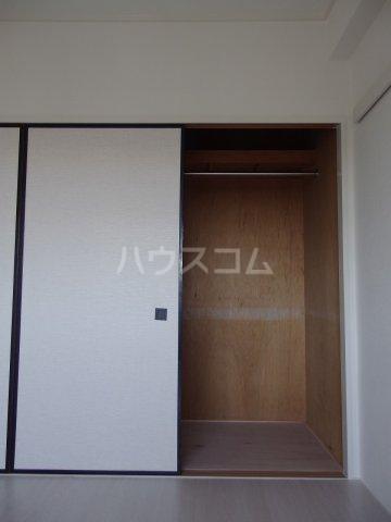 スターライトヴィラ2 202号室の収納