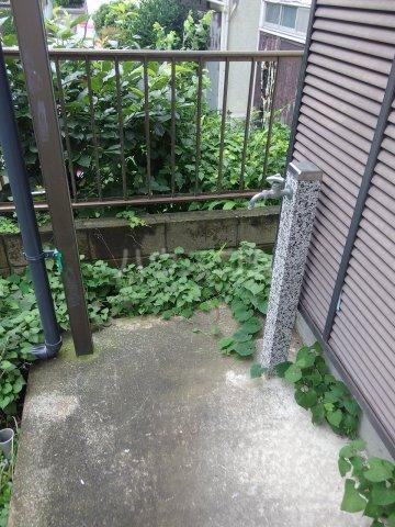 クロノス日野南 105号室の庭